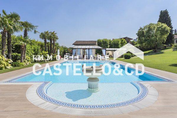 Splendida Villa con parco e piscina