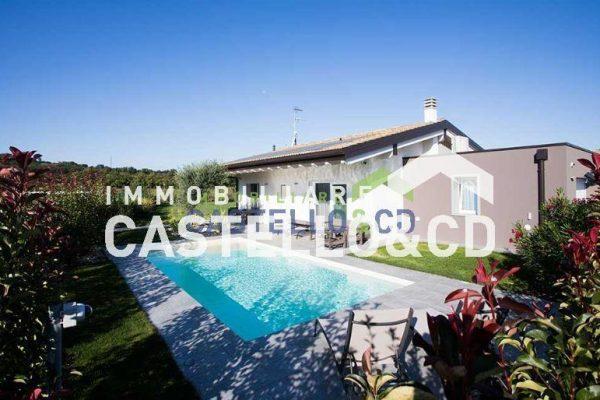 Nuova Villa a Rivoltella, classe A4