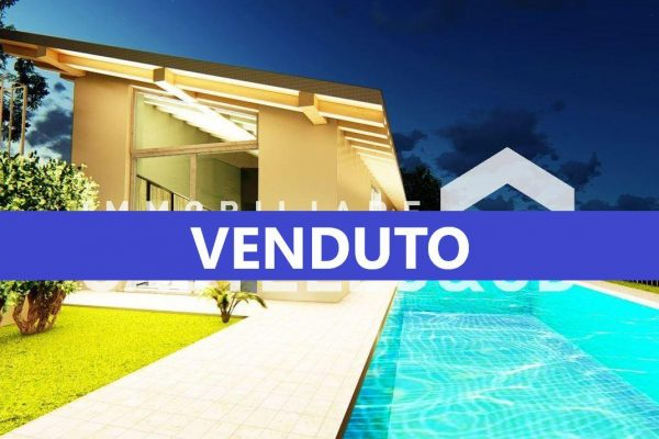 Villa Singola in Bioedilizia con Piscina