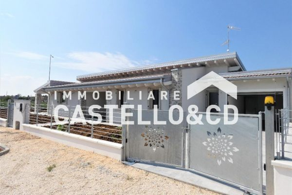 Nuova Villa Singola su Misura