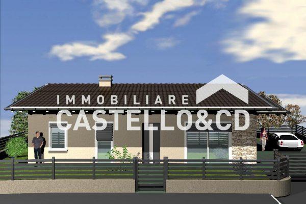 Villa Singola di Nuova Realizzazione