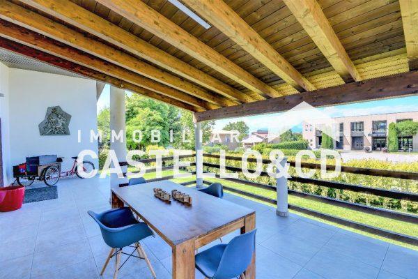 Villa adibita a B&B