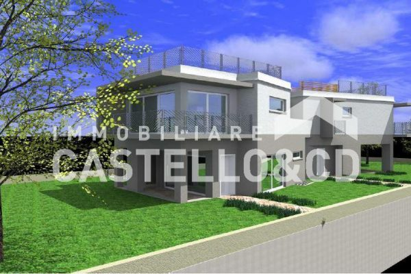 Nuova villa vicina al Centro ed al Porto.