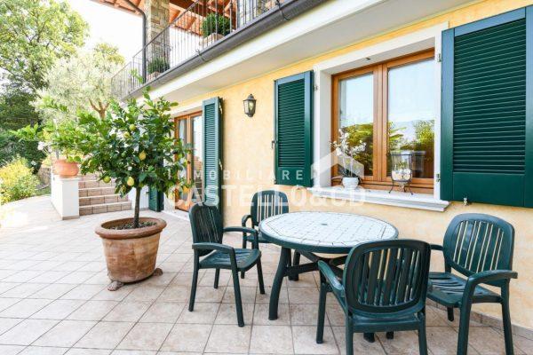 Villa Singola con Vista lago mozzafiato