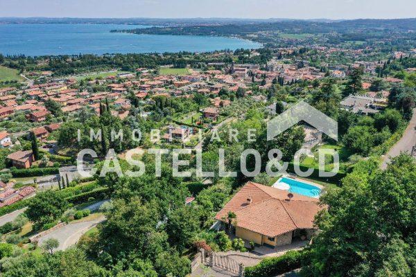 Villa con Vista lago mozzafiato