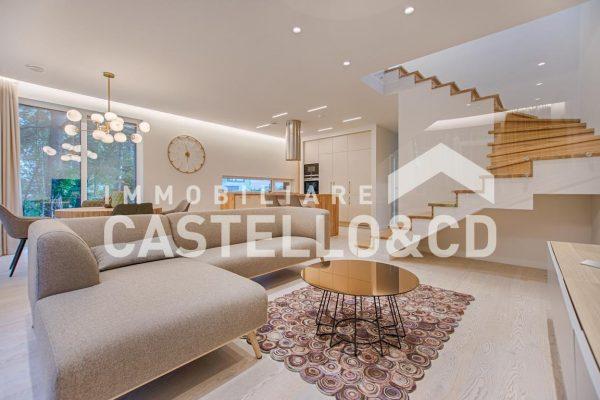 Nuova villa in Residence con Piscina